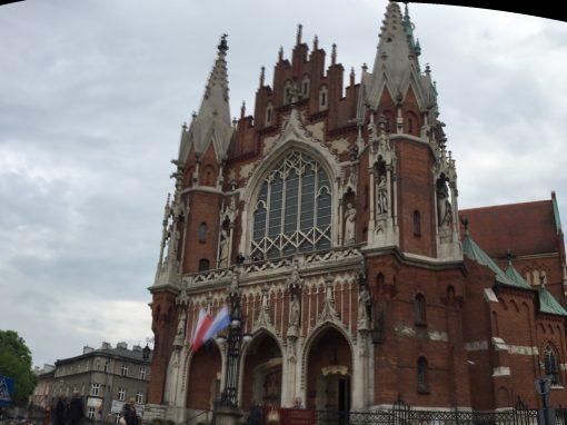 Tur til Krakow mai 2017